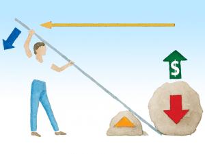 come funziona la leva finanziaria