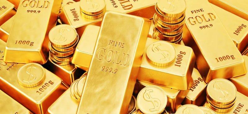 vendita oro di seconda mano